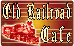 Old Railroad Cafe logo